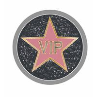 Bierviltjes VIP thema print