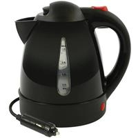 ProPlus waterkoker 12V zwart 1 liter