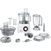 bosch foodprocessor MC812W872 wit