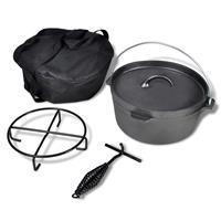 Braadpan 4,2 L inclusief accessoires