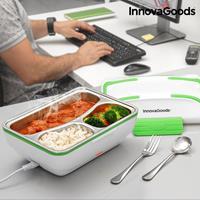 Pro 50W White Green Elektrische Lunchbox