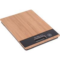 Eigen merk Bamboe Digitale Keuken Weegschaal 5 kg