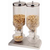 APS cereal dispenser 2x 4,5ltr