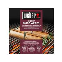 Weber wood wraps Cherry Wood