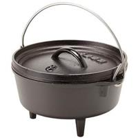 Lodge camp dutch oven l8co3, 20cm