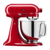 KitchenAid Limited Edition Queen of Hearts 5KSM180HESD Rood