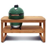 Big Green Egg Acacia Tafel maat Large