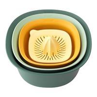 Brabantia Tasty+ Mengkom Set 4-delig