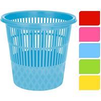 Rode vuilnisbak/prullenbak 20 liter Groen