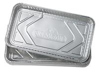 napoleongrills Napoleon Aluminium Vet Opvangbakjes Groot 36X19,7cm Set van 5