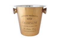 Genuine Gold Champagne-emmer - Ø 21 cm x 21 cm