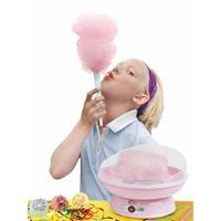 Bestron Suikerspinmachine ACCM370 kunststof roze
