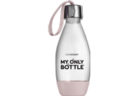 sodastream waterkan My Only Bottle 500ML roze