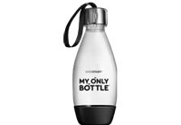 sodastream waterkan My Only Bottle 500ML zwart