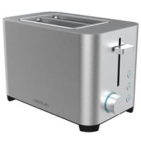 Broodrooster Cecotec YummyToast Double 850W Grijs