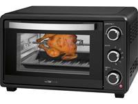 clatronic MBG 3727 Mini-oven Heteluchtfunctie 25 l