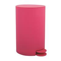 MSV afvalbak Osaki roze 3l