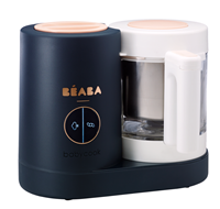 beaba Béaba - Baby Cook Neo Foodprocessor -Blue