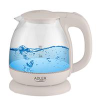 Adler Waterkoker Glas Elektrisch 1,0L - AD 1283C
