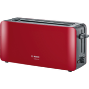 Bosch TAT6A004 broodrooster Antraciet, Rood 1090 W