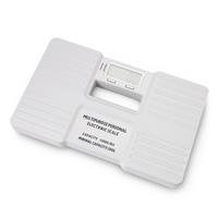 AW-815 Multifunctionele draagbare persoonlijke digitale elektronische weegschaal (300 g-150 kg), exclusief batterijen (wit)