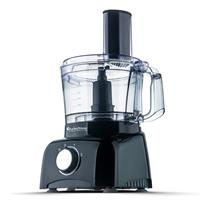 Turbotronic TT-FP800 Food Processor - 800W - 1.2 L - Zwart