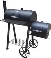 Smoker houtskoolgrill bbq Edmonton