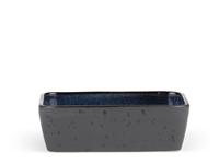 Bitz Ovenschaal Zwart Donkerblauw 19x14x6 cm