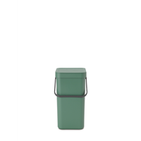 Brabantia afvalemmer Sort & Go fir green 12L