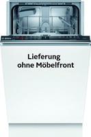 Bosch Serie 2 SPV2HKX41E. Apparaatplaatsing: Volledig ingebouwd, Productafmeting: Slimline (45 cm), Soort bediening: Touch. Aantal couverts: 9 couverts, Geluidsniveau: 46 dB, Droogklasse: A. Voetenver