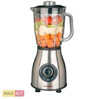 Gastroback Vital Mixer Pro Blender voor op aanrecht 1.75l 1000W Roestvrijstaal blender