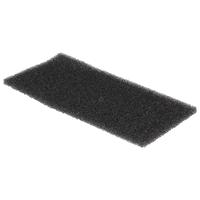 Whirlpool foam filter voor warmtewisselaar wasdroger 22x11cm