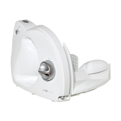 Clatronic - Electric Slicer, 230 V, 50 Hz, White (AS 2958)