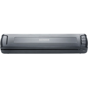 Severin FS 3601 Compact Vacuum Sealer Stop Function Ultra Compact One Touch 100 W Black FS 3601
