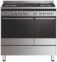 Fisher And Paykel Fisher & Paykel DUAL FUEL FORNUIS 90CM - New)