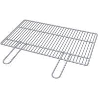 Sarom Fuoco - Barbecue Grill - Verchroomd - 67x40 Cm - Extra Stevig