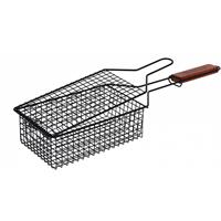 Vaggan Grillrooster Zilver Staal Barbecue 51 X 20 X 5 Cm