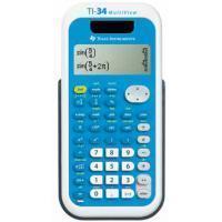 Texas Instruments Texas wetenschappelijke rekenmachine ti-34 multivi ti-34 multiview