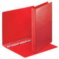 Esselte Presentatieringband  A4 4-rings D-mech 20mm rood