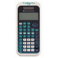 Texas Instruments Texas Wetenschappelijke rekenmachine TI-College Plus