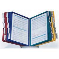 Durable Zichtpaneelhouder Vario® Inclusief 20 zichtpanelen