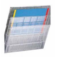 Durable Toebehoren voor Flexiboxx uitbreiding voor Flexiboxx ft A4, transparant, 1 onderverdeling A4, ft 34 x ...