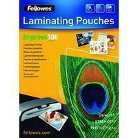 Fellowes lamineerhoes Impress100 ft A3, 200 micron (2 x 100 micron), pak van 100 stuks