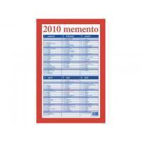 Kalender Mementoplaat 210 x 330 mm NL