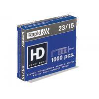 Rapid Nieten 23 Standaard 23/15 mm. capaciteit 120 vel (doos 1000 stuks)