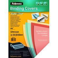 Fellowes omslagen ft A4, 200 micron, pak van 100 stuks