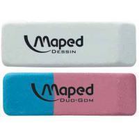 Maped gum Dessin & Duo-Gom