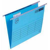 Elba Hangmap Verticfile Ultimate® Verticaal. A4. v-bodem. blauw (doos 25 stuks)