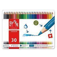 Caran d`Ache Kleurpotloden  Fancolor 30stuks assorti
