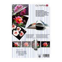 Olympia Lamineerfolieset, 100 stuks